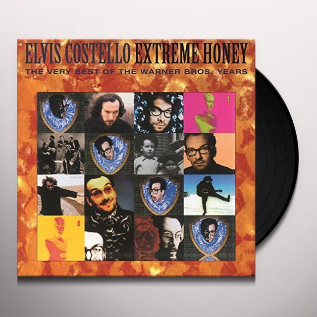 Elvis Costello EXTREME HONEY-THE WARNER BROS YEARS Vinyl Record - Holland Import