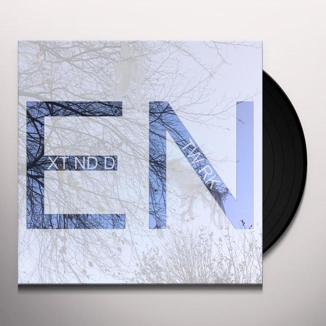EXTNDDNTWRK UNTLD Vinyl Record - UK Import