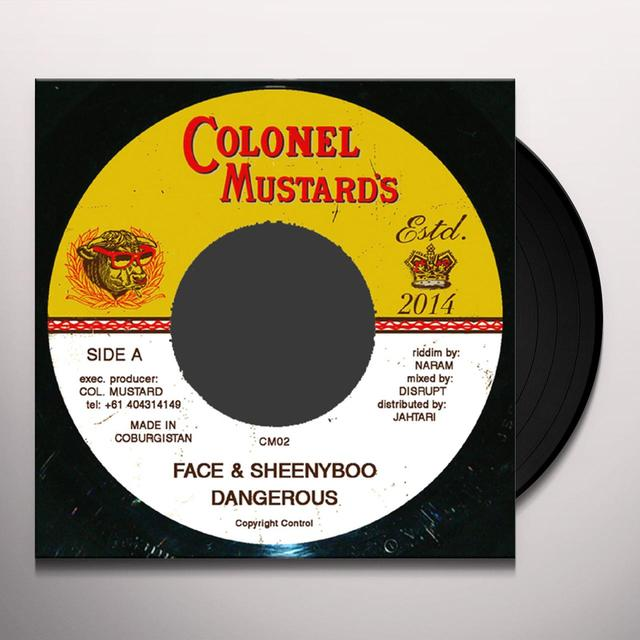 FACE & SHEENYBOO DANGEROUS Vinyl Record
