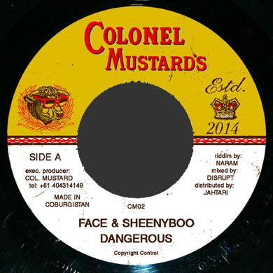 FACE & SHEENYBOO DANGEROUS Vinyl Record