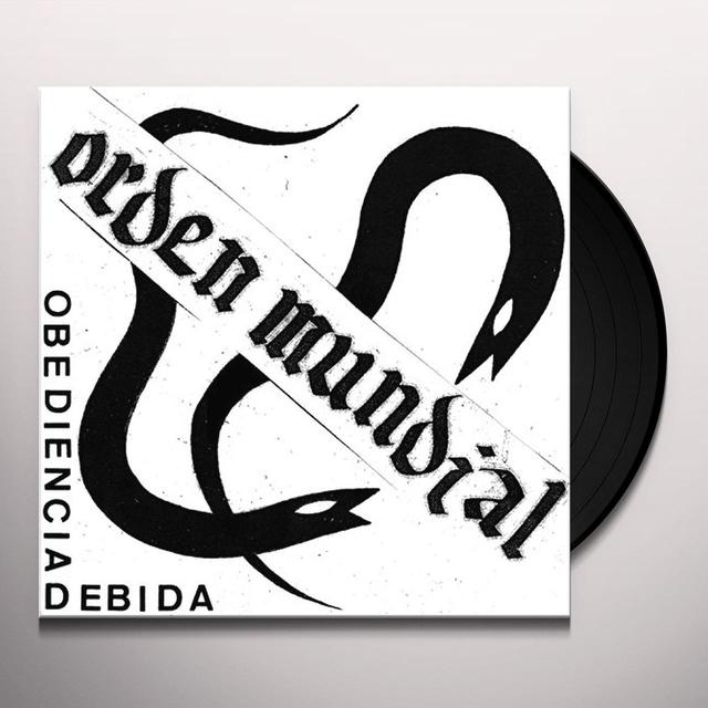 ORDEN MUNDIAL OBEDIENCA DEBIDA Vinyl Record - UK Import