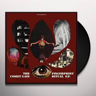 Comet Gain FINGERPRINT RITUAL Vinyl Record - UK Import