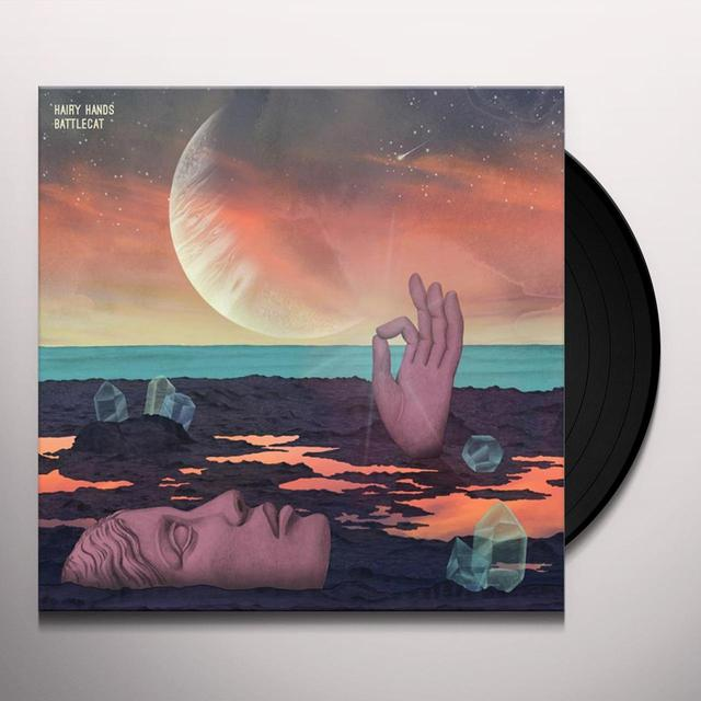 HAIRY HANDS BATTLECAT (EP) Vinyl Record - UK Import