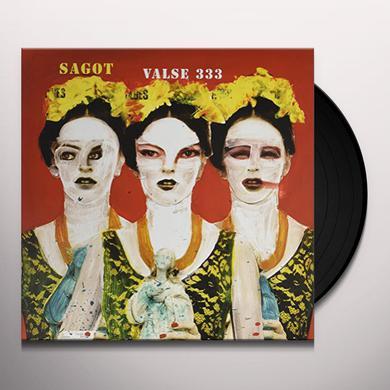 Julien Sagot VALSE 333 Vinyl Record