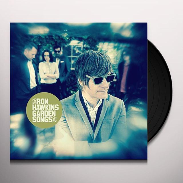Ron Hawkins GARDEN SONGS Vinyl Record - Canada Import