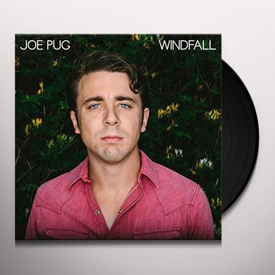 Joe Pug WINDFALL Vinyl Record - UK Import