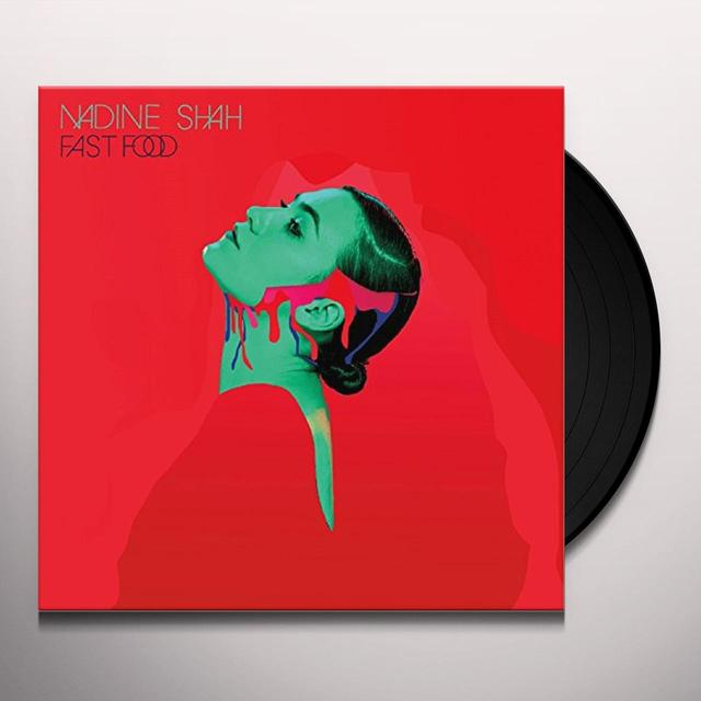 Nadine Shah FAST FOOD Vinyl Record - UK Release