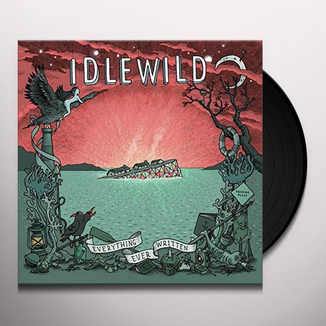 Idlewild EVERYTHING EVER WRITTEN Vinyl Record - UK Import