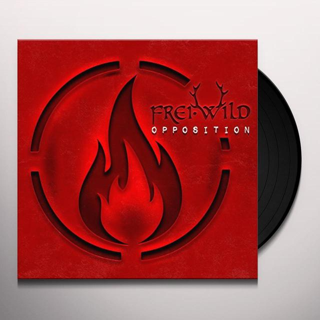 Frei.Wild OPPOSITION Vinyl Record - UK Import