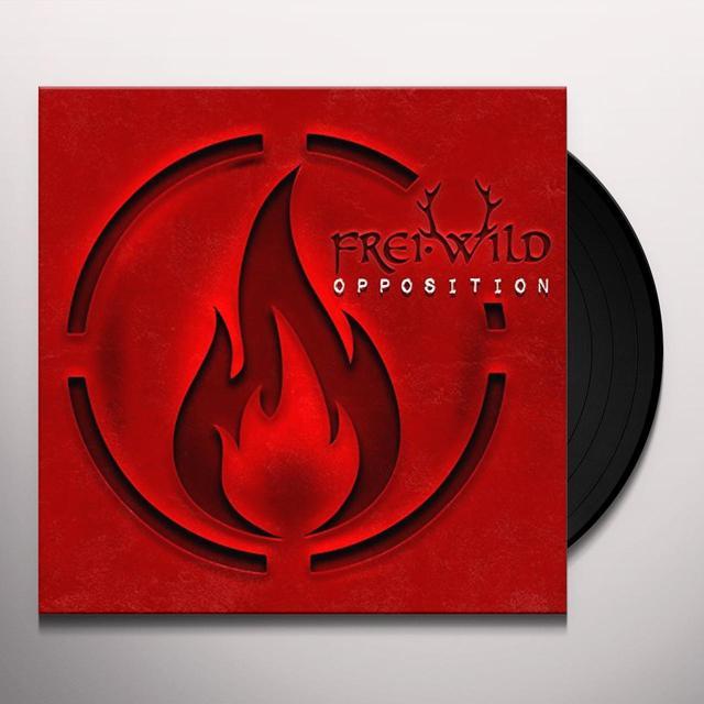 Frei.Wild OPPOSITION Vinyl Record - UK Import