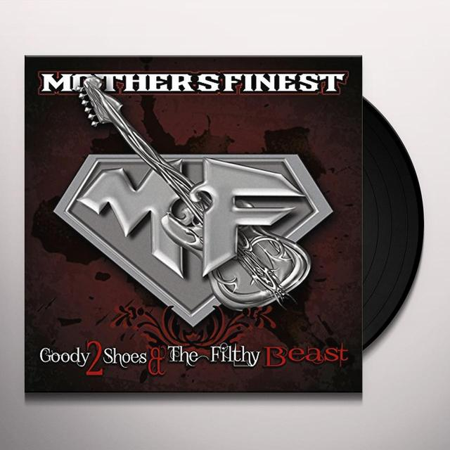Mother'S Finest GOODY 2 SHOES & THE FILTHY BEAST (BONUS CD) Vinyl Record - UK Import
