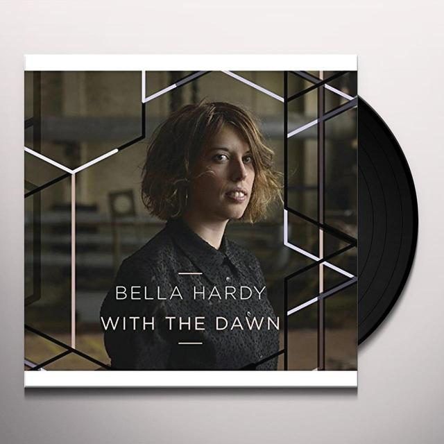 Bella Hardy WITH THE DAWN Vinyl Record