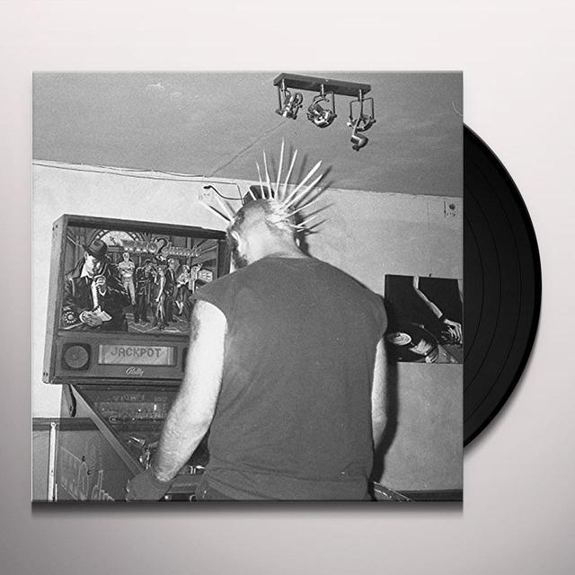 Uffe RADIO DAYS Vinyl Record - UK Import