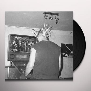 Uffe RADIO DAYS Vinyl Record - UK Release