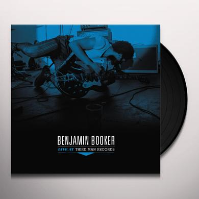 Benjamin Booker LIVE AT THIRD MAN RECORDS Vinyl Record