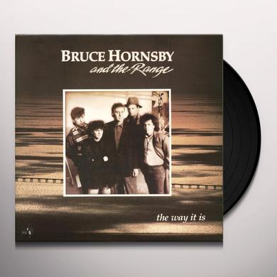 Bruce Hornsby and the Range WAY IT IS Vinyl Record - Gatefold Sleeve, 180 Gram Pressing