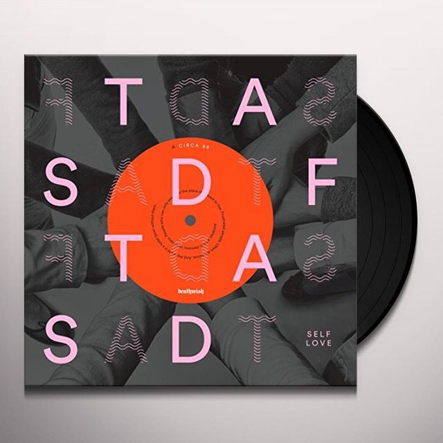 TOUCHE AMORE & SELF DEFENSE FAMILY SELF LOVE Vinyl Record