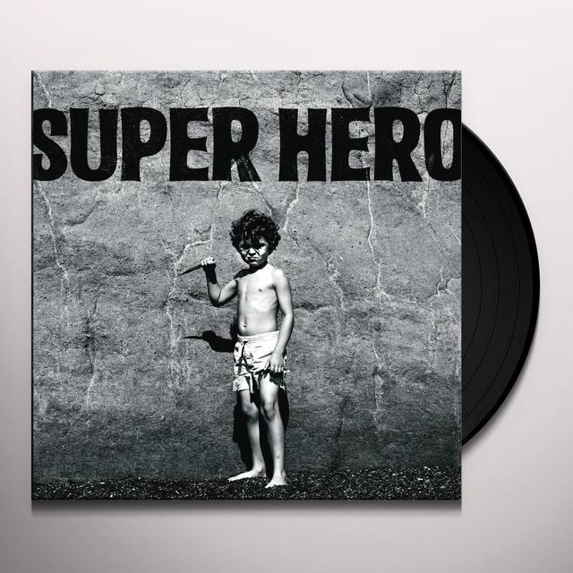 Faith No More SUPERHERO Vinyl Record