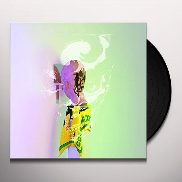 NEVER YOUNG (EP) Vinyl Record - Digital Download Included