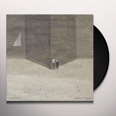 Leapling VACANT PAGE Vinyl Record