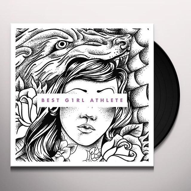 BEST GIRL ATHLETE CARVE EVERY WORD (BONUS TRACKS) Vinyl Record - Digital Download Included