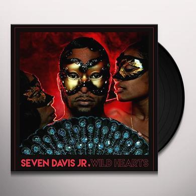Seven Davis Jr. WILD HEARTS Vinyl Record