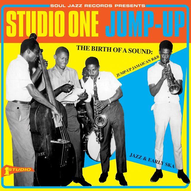 SOUL JAZZ RECORDS: STUDIO ONE JUMP UP / VAR