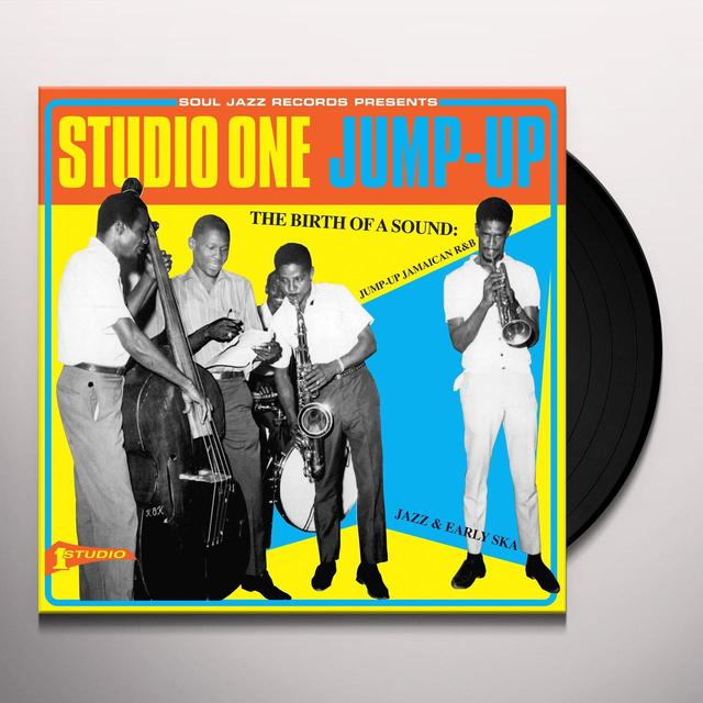 SOUL JAZZ RECORDS: STUDIO ONE JUMP UP / VAR Vinyl Record