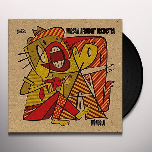 Warsaw Afrobeat Orchestra WENDELU Vinyl Record