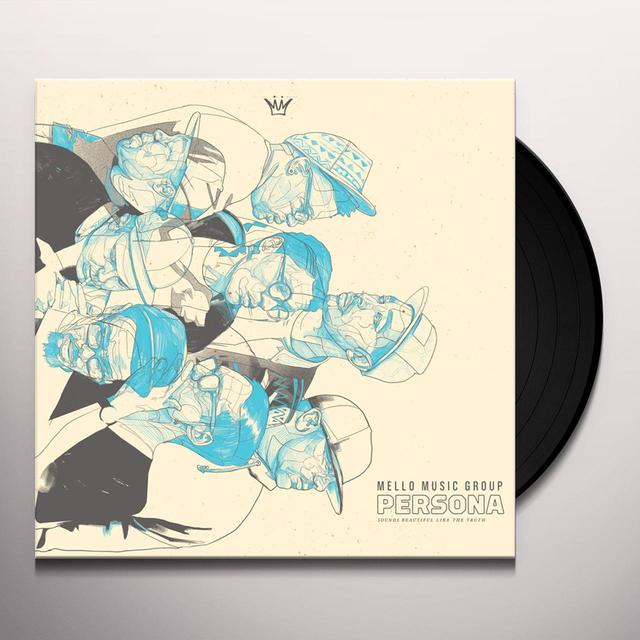 Mello Music Group PERSONA Vinyl Record