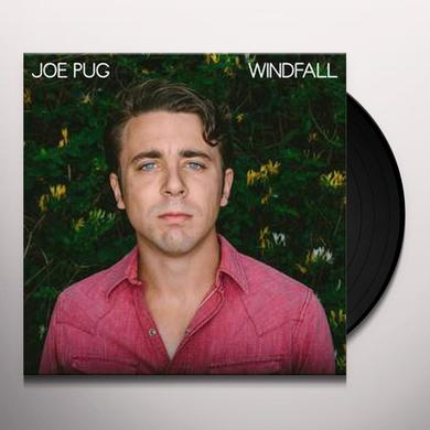 Joe Pug WINDFALL Vinyl Record