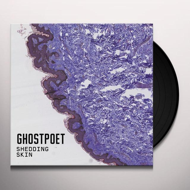 Ghostpoet SHEDDING SKIN Vinyl Record