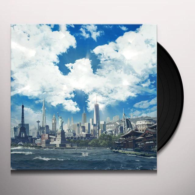 Wu-Tang Clan BETTER TOMORROW Vinyl Record - Digital Download Included