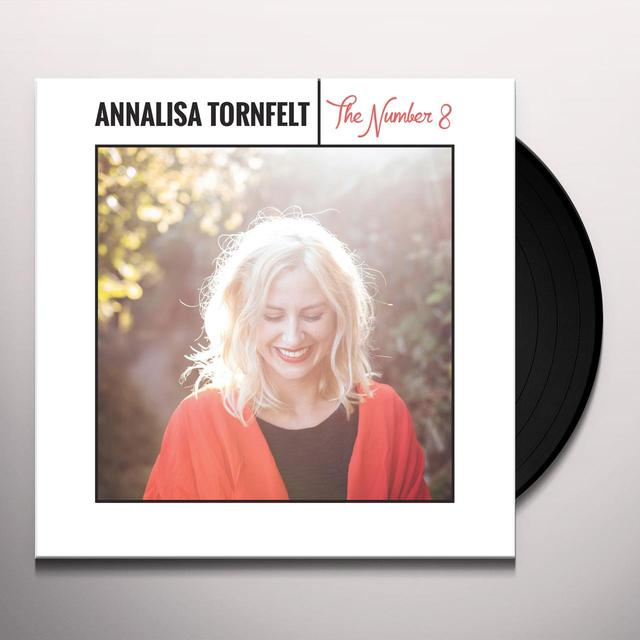 Annalisa Tornfelt NUMBER 8 Vinyl Record - Limited Edition, Digital Download Included