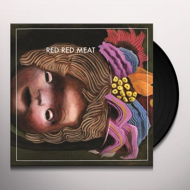 Red Red Meat BUNNY GETS PAID Vinyl Record
