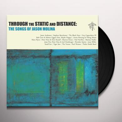 THROUGH THE STATIC & DISTANCE: SONGS OF JASON / VA Vinyl Record