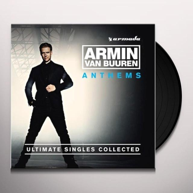 Armin van Buuren ARMIN ANTHEMS Vinyl Record - Holland Import