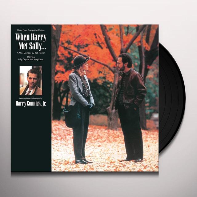 WHEN HARRY MET SALLY / O.S.T. (HOL) WHEN HARRY MET SALLY / O.S.T. Vinyl Record