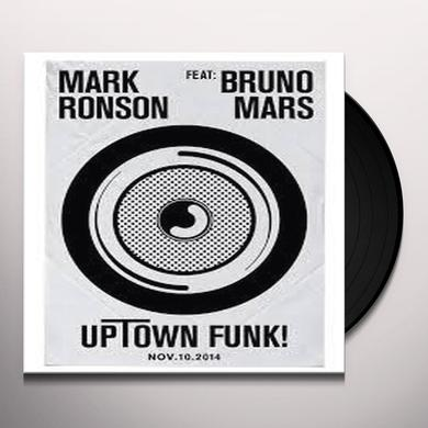 Mark Ronson UPTOWN FUNK Vinyl Record - UK Import
