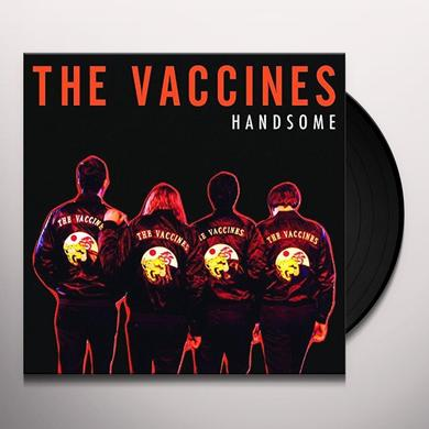 The Vaccines HANDSOME Vinyl Record - UK Import