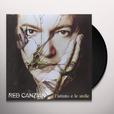 CANZIAN RED L'ISTINTO E LE STELLE Vinyl Record