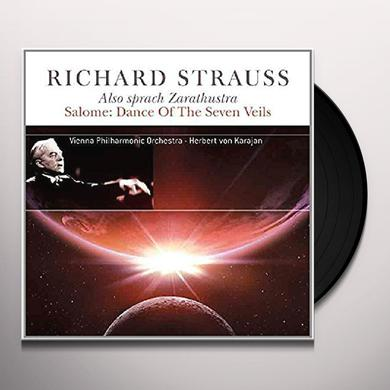 Richard Strauss DANCE OF THE SEVEN VEILS Vinyl Record