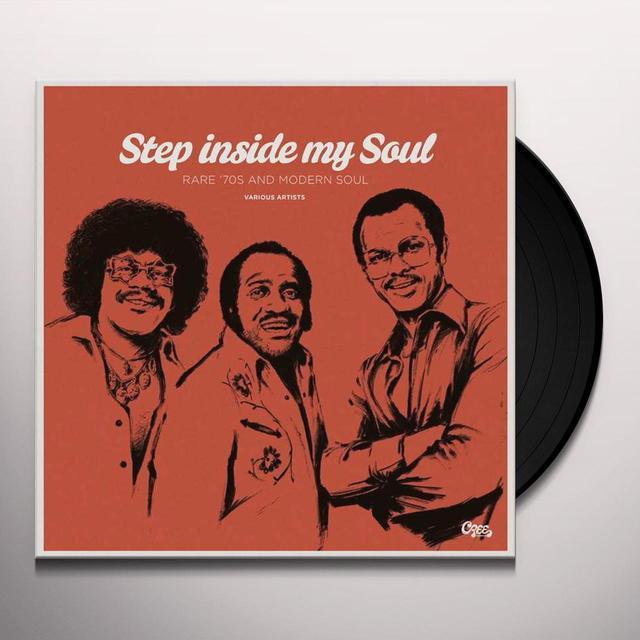 STEP INSIDE MY SOUL / VARIOUS (GER) STEP INSIDE MY SOUL / VARIOUS Vinyl Record