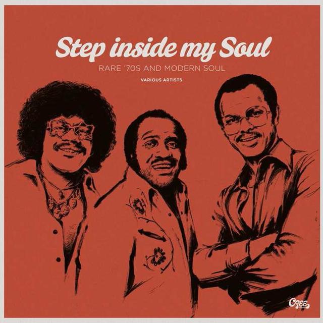 STEP INSIDE MY SOUL / VARIOUS