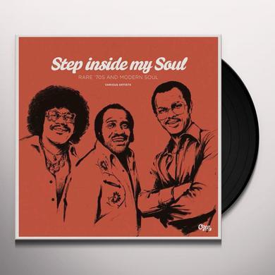 STEP INSIDE MY SOUL / VARIOUS (GER) Vinyl Record