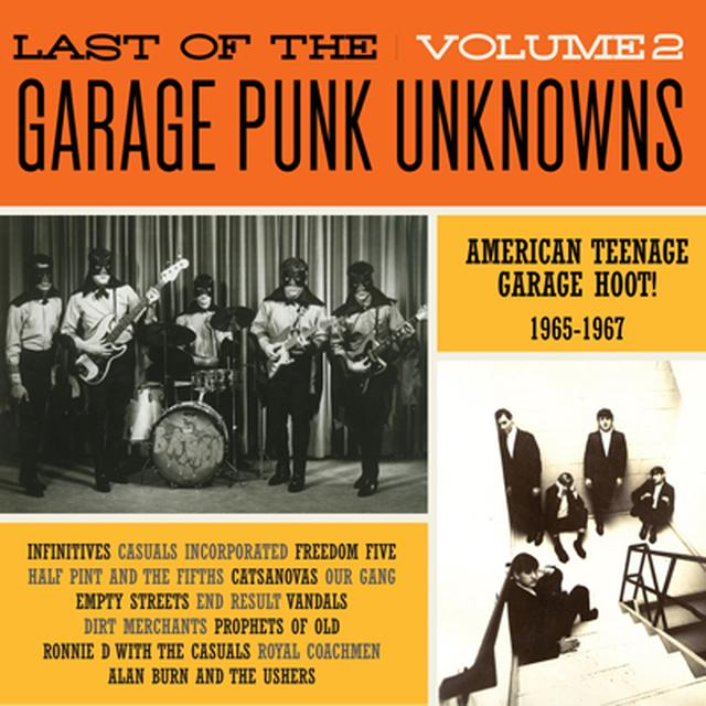 LAST OF THE GARAGE PUNK UNKNOWNS 2 / VARIOUS