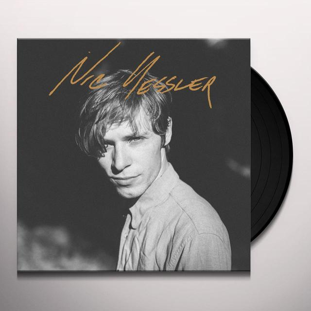 Nic Hessler SOFT CONNECTIONS Vinyl Record