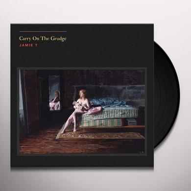 Jamie T CARRY ON THE GRUDGE Vinyl Record - Digital Download Included