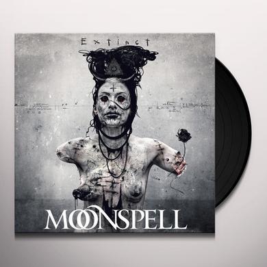 Moonspell EXTINCT (W/DVD) Vinyl Record
