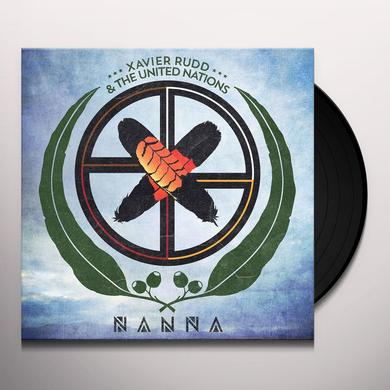 Xavier Rudd NANNA Vinyl Record